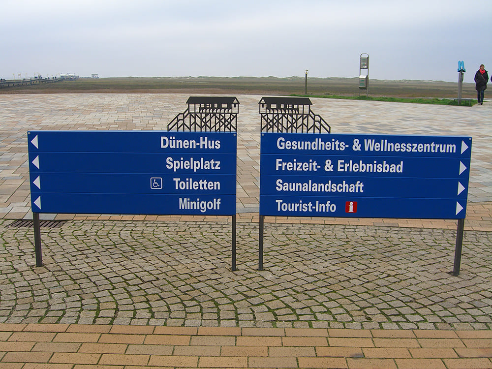 St Peter-Ording Promenade